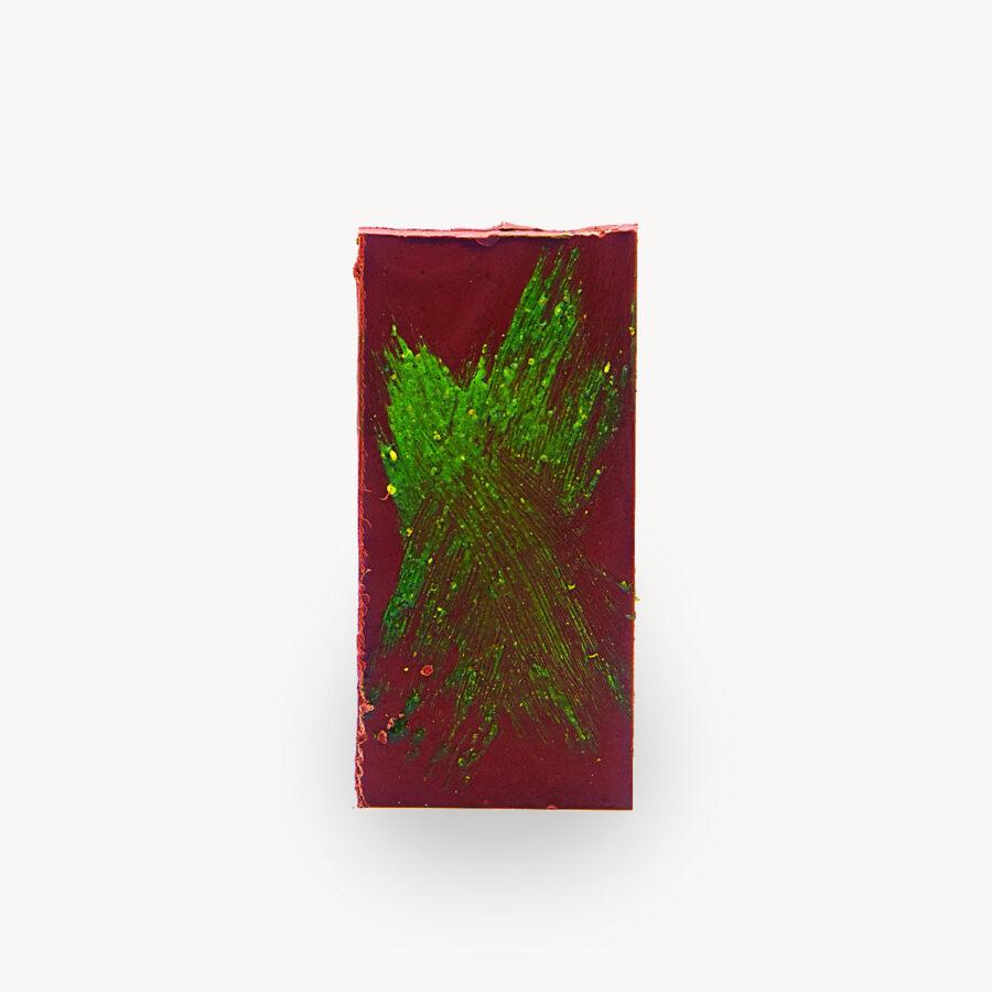 Σοκολάτα Cannabis, φωτογραφία προϊόντος χωρίς το περιτύλιγμα.