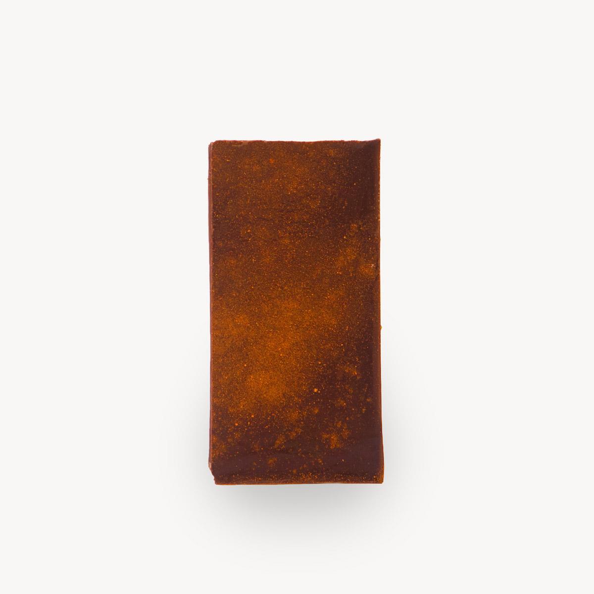 Σοκολάτα Sweet Spice, φωτογραφία προϊόντος χωρίς το περιτύλιγμα.