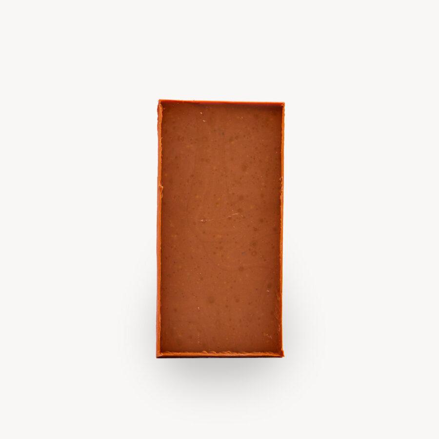 Σοκολάτα Tahini, φωτογραφία προϊόντος χωρίς το περιτύλιγμα.