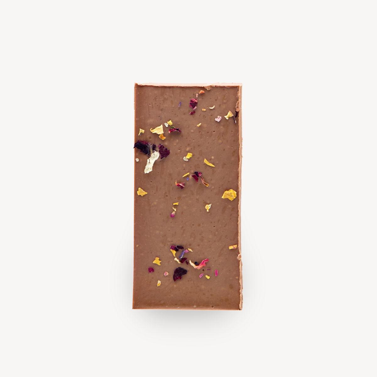 Σοκολάτα Cocoowa Funky Monkey, φωτογραφία προϊόντος χωρίς το περιτύλιγμα.