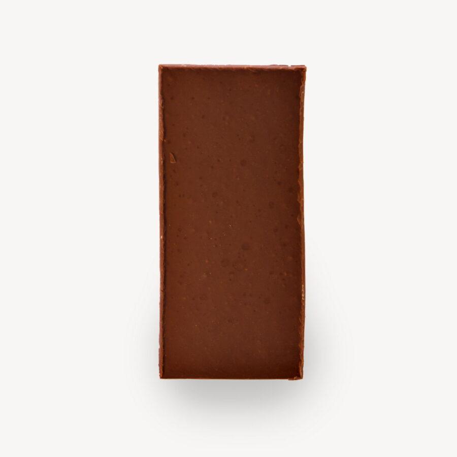 Σοκολάτα Cocoowa Venceremos, φωτογραφία προϊόντος χωρίς το περιτύλιγμα.